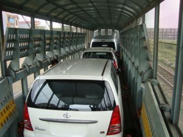Vận chuyển xe ô tô Bắc Nam