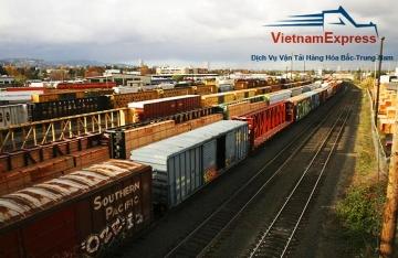 Dịch Vụ Vận Tải Đường sắt Bắc Nam - VIỆT NAM EXPRESS